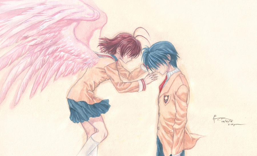 Clannad: Blessed by An Angel by Nick-Ian