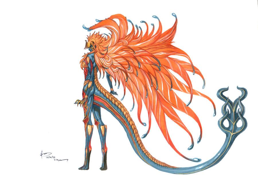 Ragnarok: Oerba Yun Fang by Nick-Ian