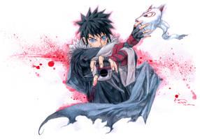 Naruto Shippuden Menma, Naruto Inverse