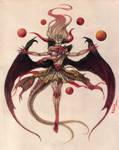 Dissidia Chaos Female Version Original