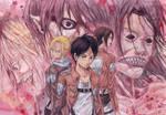 Shingeki No Kyojin The Titans