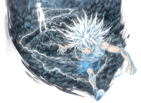 Killua - God Speed