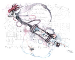 Steins Gate - Time Machine Duo