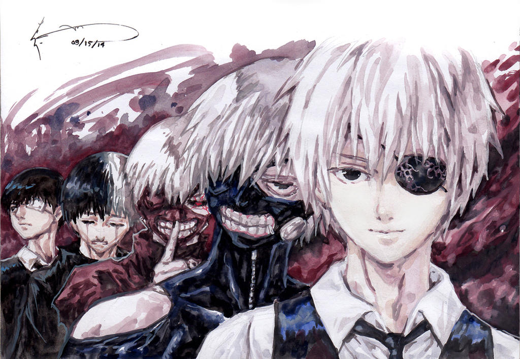 http://img04.deviantart.net/85fe/i/2014/258/b/c/the_evolution_of_kaneki_ken_by_nick_ian-d7z9atp.jpg