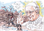 Welcome to the Philippines Pope Francis