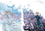Aldnoah Zero - Two Fates