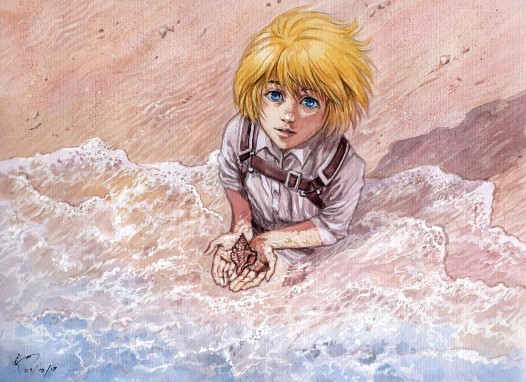 Armin: Finally, the Sea by Nick-Ian