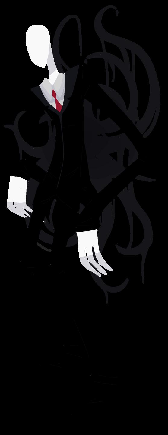 |.. Slender Man..| by gigifeh