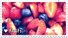 # stamp - love fruits by gigifeh