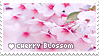 # stamp - love cherry blossom by gigifeh