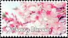 # stamp - cherry blossom