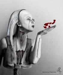 Artificial Emotion by WarpTheWorld
