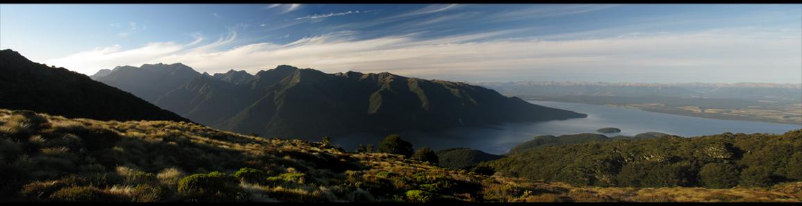 Fiordland by WarpTheWorld