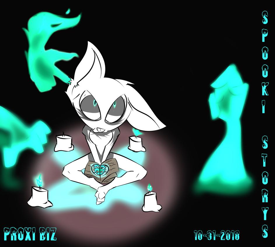Spooki Storys by StarlitStarlight