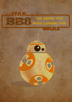 BB8 by ArtByEdyn