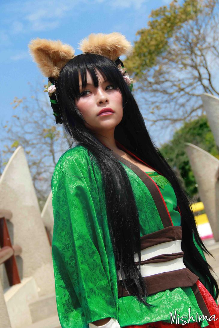 Guan Yinping - Dinasty Warrior 8 II by NekoMishima