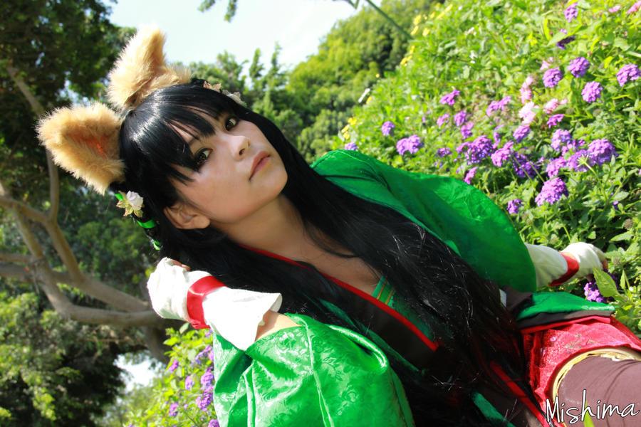 Guan Yinping - Dinasty Warrior 8 IV by NekoMishima