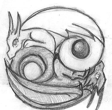 Dragon Ying Yang by Shadow-of-Ember on DeviantArt