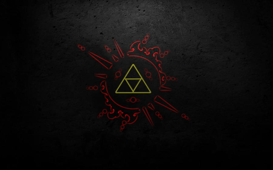 Triforce Wallpaper by chocholoco92 on DeviantArt