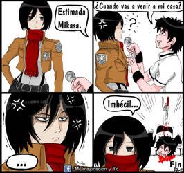 Estimada Mikasa