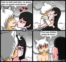 Un beso no Deseado