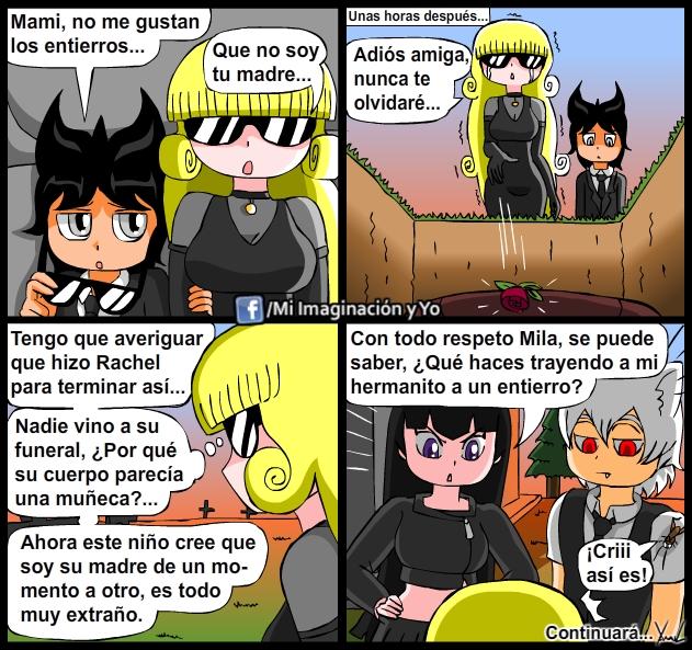 Sorpresa en el Entierro by yamilMIYO