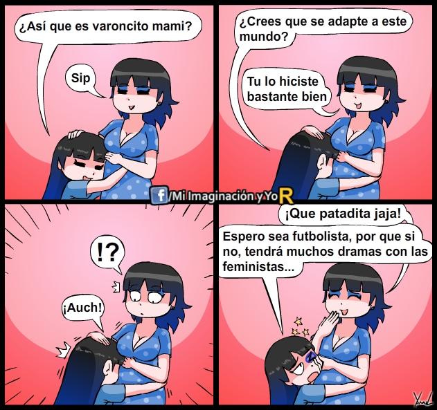Buen punto by yamilMIYO