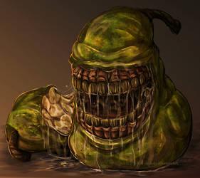 . Biting Pear of Salamanca Fan Art . by Xxlove-melodyxX