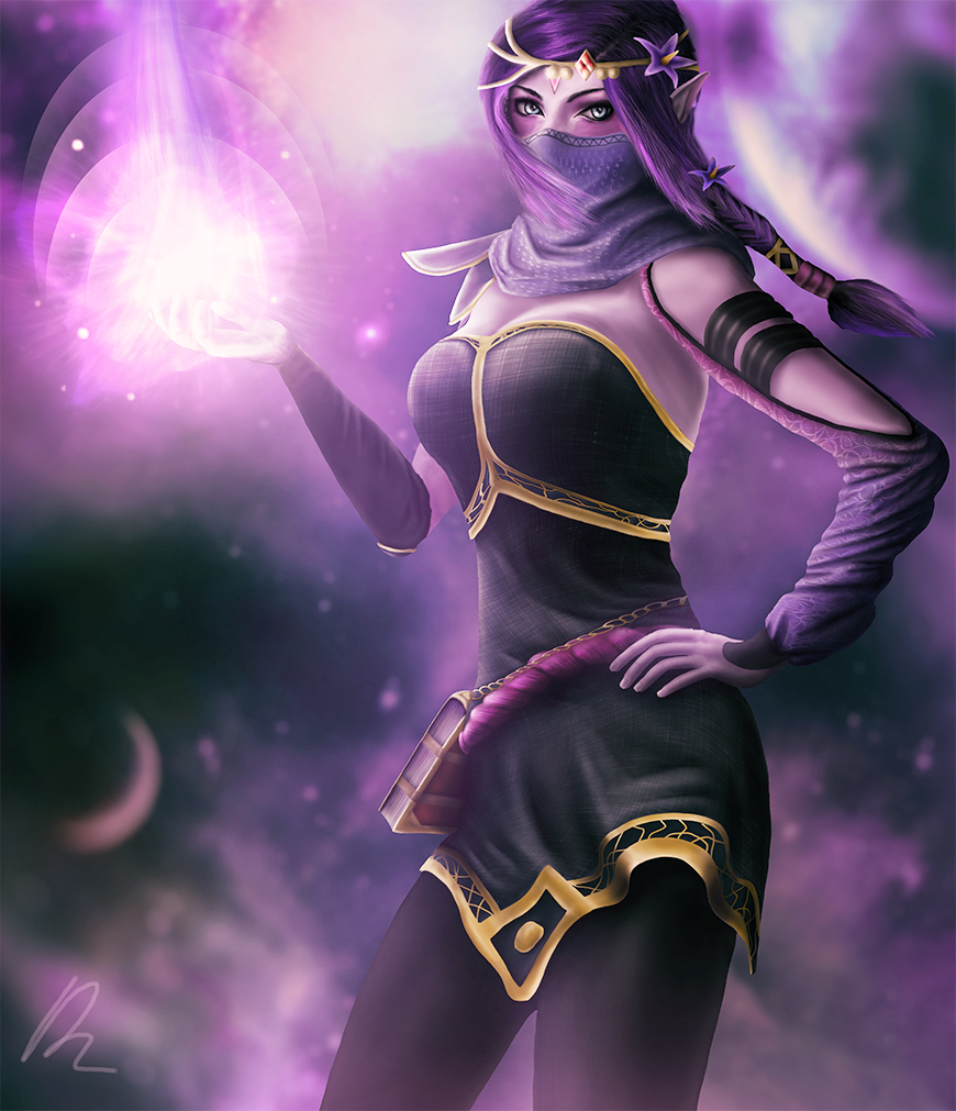 lanaya dota2 by trax1 on deviantart