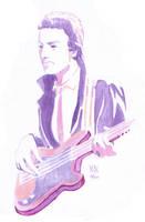 Purple Deaky by Cedarbird