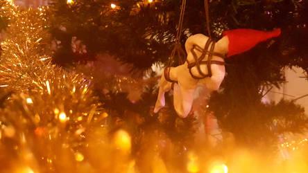 Chistmas Elf #1 by Cedarbird