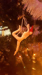 Christmas Elf #3 by Cedarbird