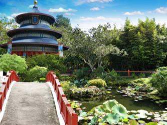 China Garden by MataHari22