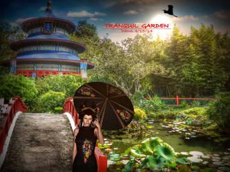 Tranquil Garden by MataHari22