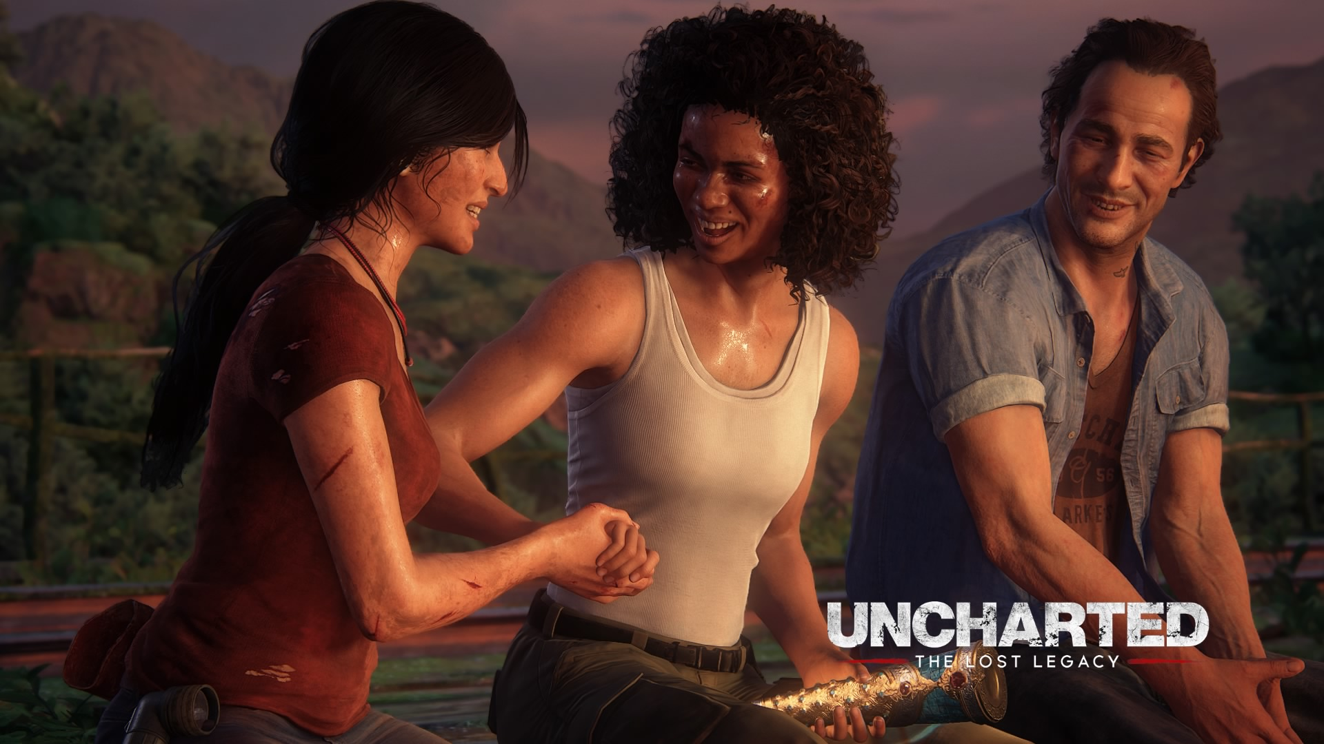 Uncharted The Lost Legacy By Wheres Wesker On Deviantart