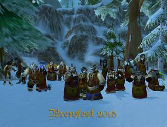 Brewfest 2015 by darthneko