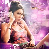 megan fox avatar by Jimmynho-DsG