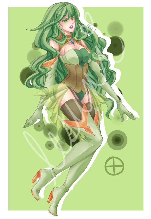 CLOSED Adopt +PLANET GUARDIANS+ ~Earth~ by Lesuri
