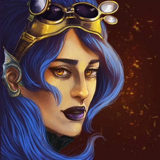 Steam Girl by AndroidAleksandraSH