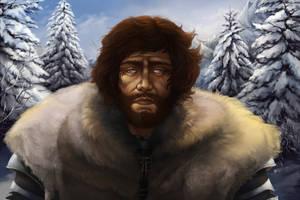 Torrhen Stark by Nidhogge