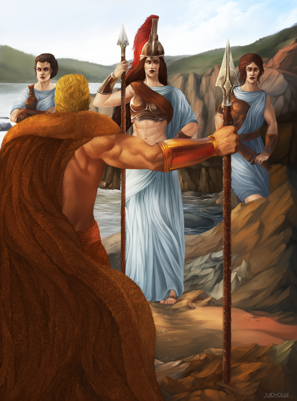 Hercules' Labor 9 - Hi...