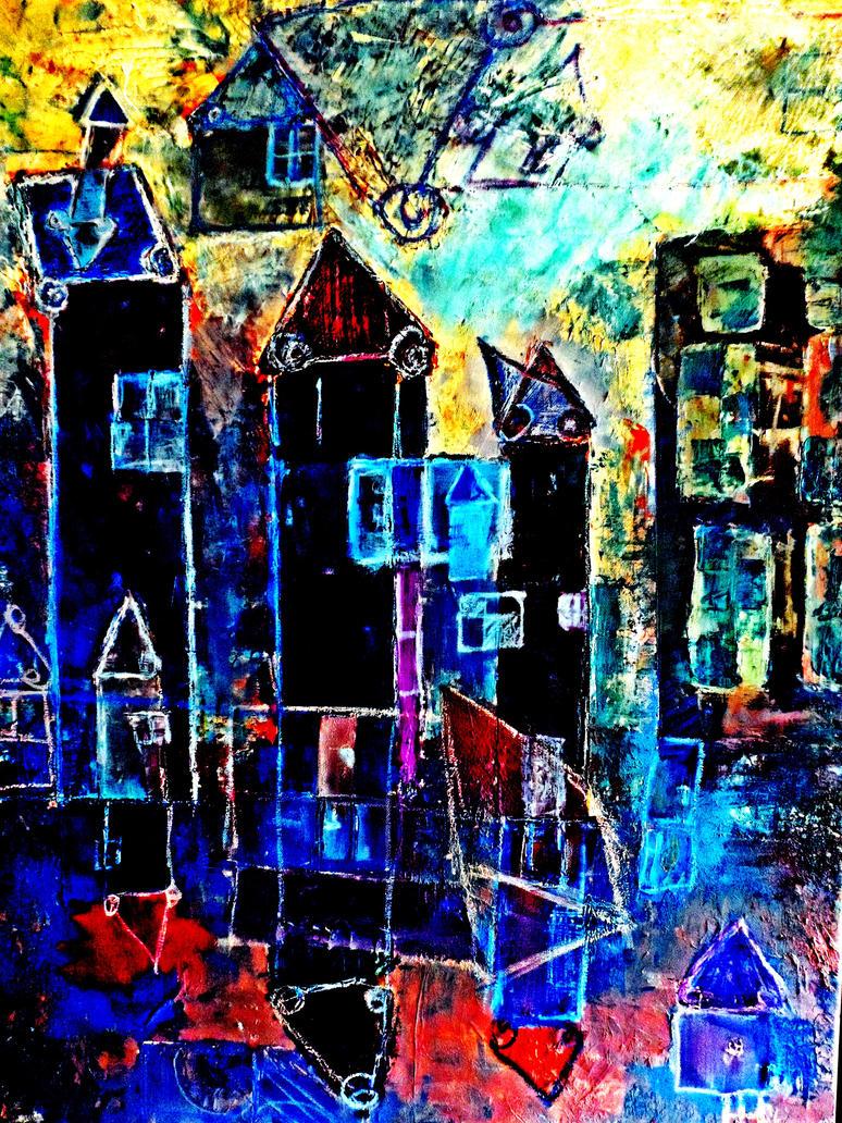 Abstract by samuelmiskiewicz