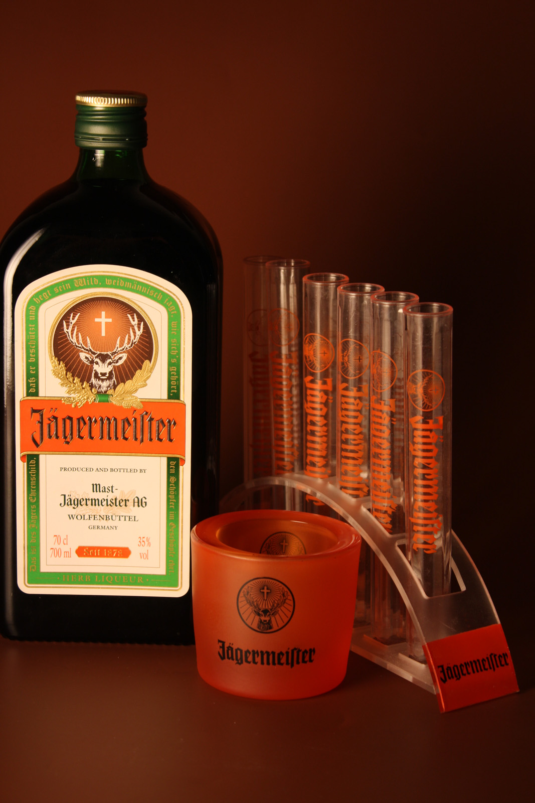 Jagermeister by pompee on deviantart for Cocktail jager