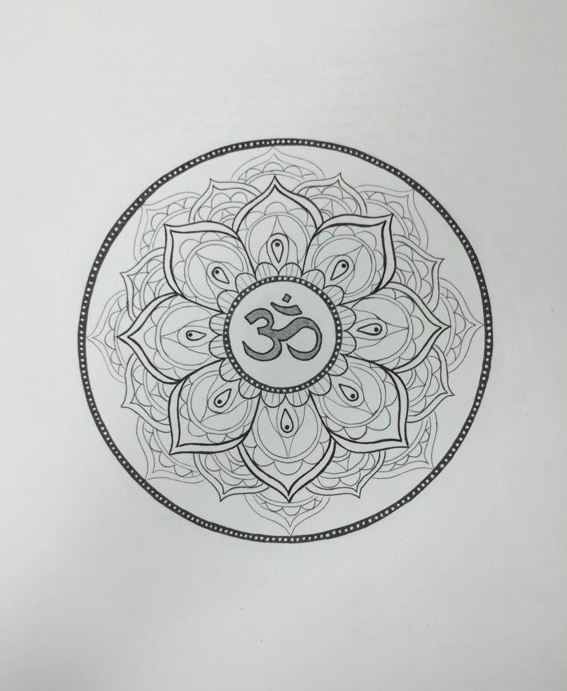 Mandala by NickJ2598