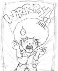esuka wrrry by Shabello