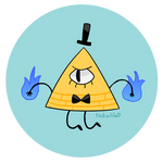 bill cipher. again.