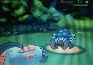 Mega Parasect Screenshot by Brylark