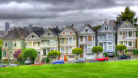Seven Sisters, San Francisco