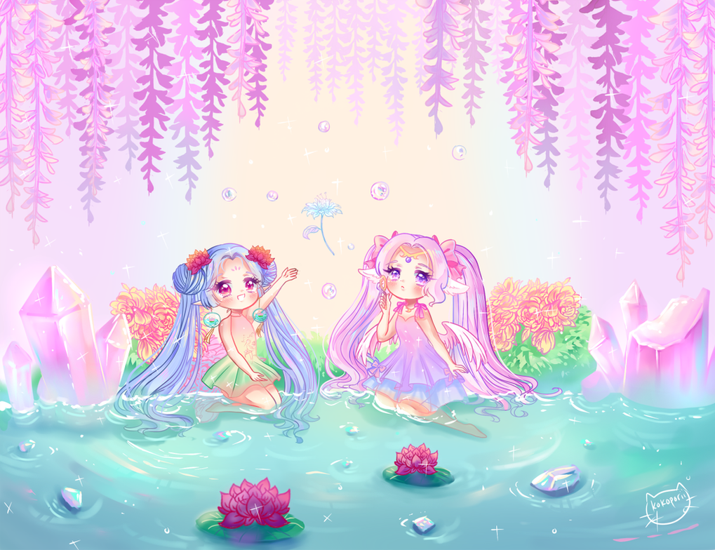 [CONTEST] Crystal Cove by neyokko