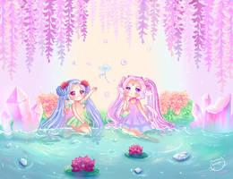 [CONTEST] Crystal Cove by nako-ruu